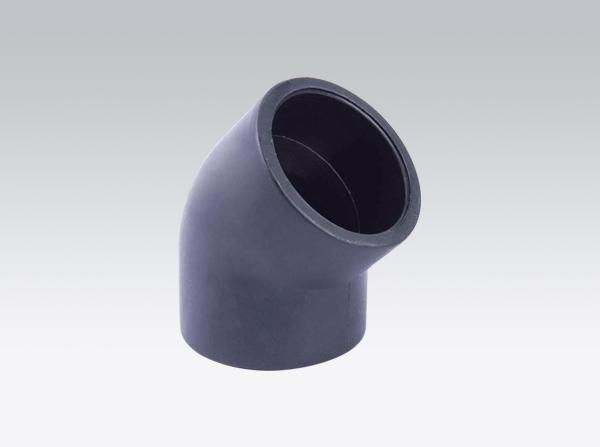 Socket 45 ° elbow